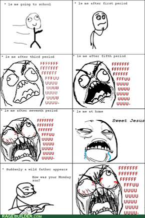 Rage Comics: Ready for Tomorrow?