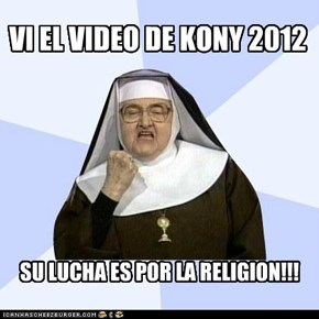 VI EL VIDEO DE KONY 2012