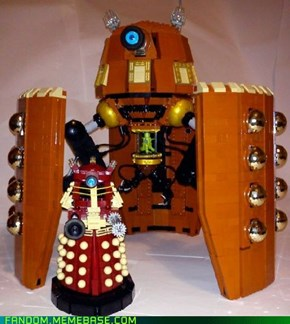 Step on One of These and You'll Be Exterminated for Sure