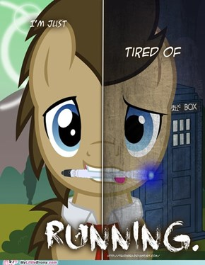 Two Sides: Doctor Whooves