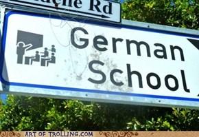 School Starts at Nein