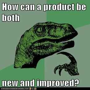 Philosoraptor: Improved from Before It was Built?