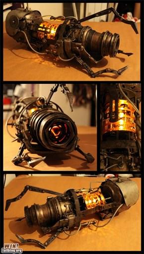WIN!: Steampunk Portal Gun WIN