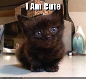 I Am Cute