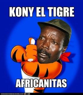 KONY EL TIGRE