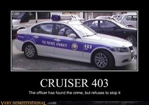 CRUISER 403
