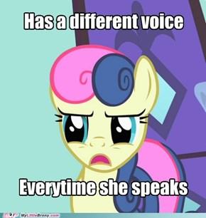 Bon-Bon's Voice Acting