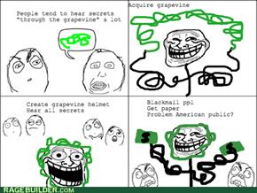 Grapevine Troll