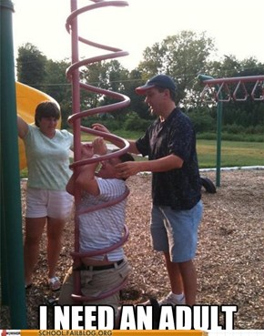 School of Fail: This is Why There Are Size Limits for the Playground