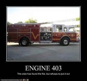 ENGINE 403