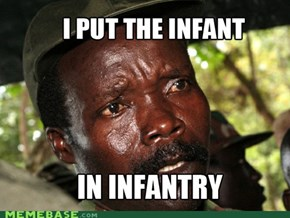 Kony Loves Children