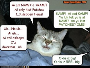 Kamp KuppyKakes: Its on deyr minds!