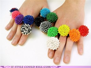 Rings of the Day: Not Just For Pipes Anymore