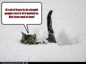 KKPS Foofany in da snow