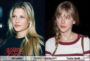 Ali Larter Totally Looks Like Taylor Swift