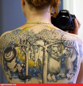 Tattoo WIN: the Wild Things Return