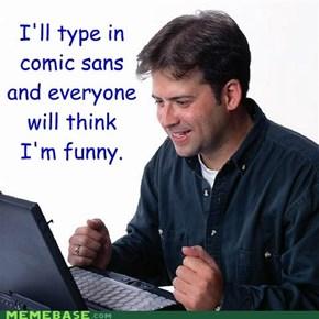 Net Noob: Comedian