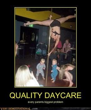 QUALITY DAYCARE