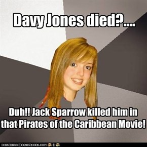 A Monkey died? No he was Immortal.