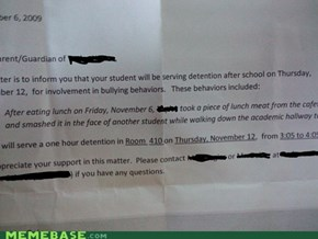 Le Detention