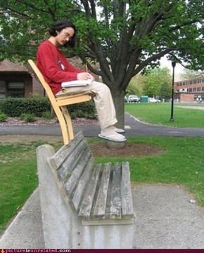 Yo Dawg, I Heard You Like Sitting