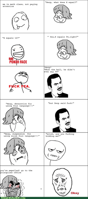 math Rage