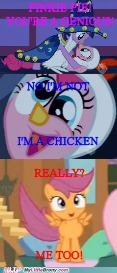 Scootaloo And Pinkie Pie Have More In Common Than You Think