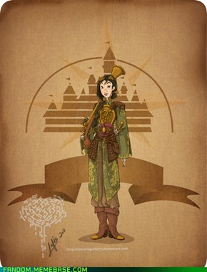 Steam Disney - Mulan