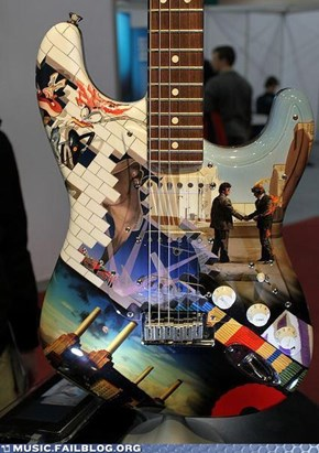 Pink Floyd Guitar WIN