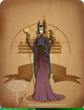 Steam Disney - Maleficent