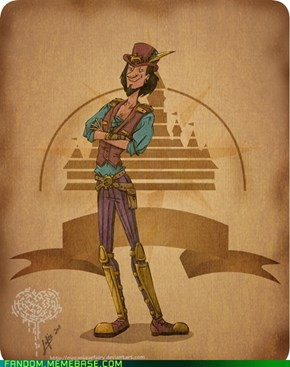 Steam Disney - Clopin