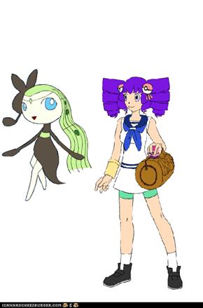 Saga and Mimi