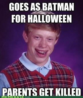 The Bad Luck Gotham Needs