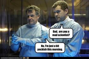 A Cranky Scientist