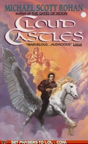 WTF Sci-Fi Book Covers: Cloud Castles