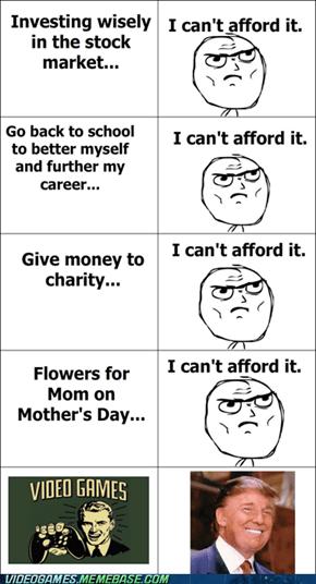 Money Well Spent