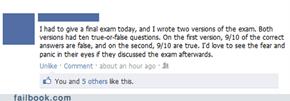 This Teacher Is Evil (T)/F