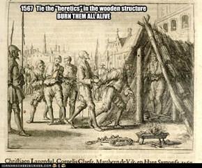 Catholic Inquisition Holland...