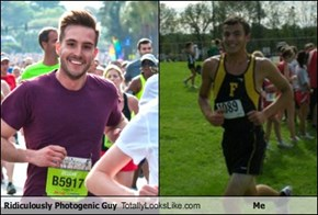 Ridiculously Photogenic Guy Totally Looks Like Me