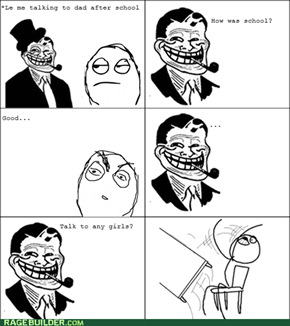 School Talk Rage