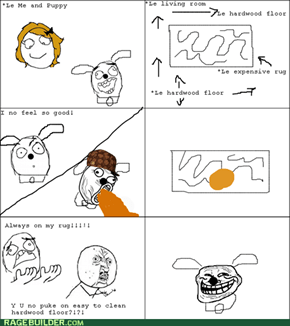 Rage Comics: It Needed to Be Washed Anyway