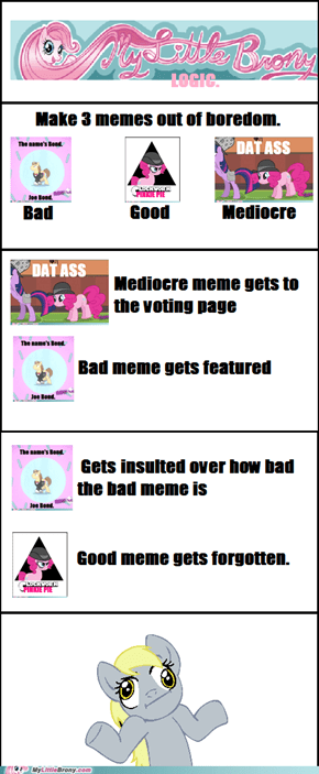 My Little Brony Logic