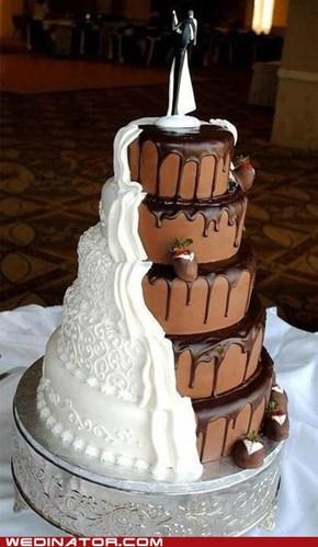 Indecisive Cake