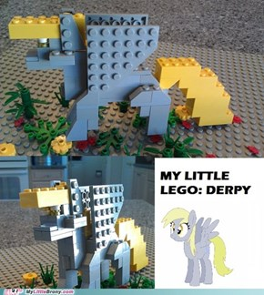 My little Lego Derps