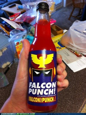 Throw a Few Falcon Punches Around Your Neighborhood
