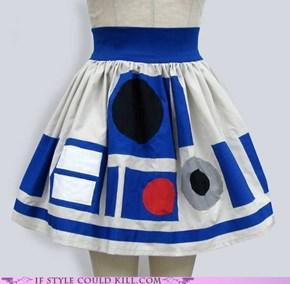 R2D2 Skirt