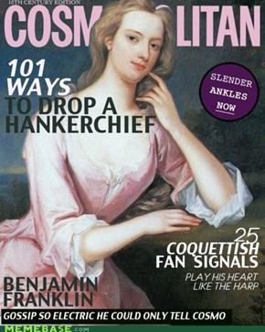 18th Century Cosmo Magazine