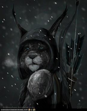 Graftridge (my Skyrim character)