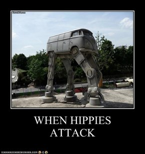 WHEN HIPPIESATTACK