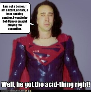 Nicolas Cage Quote